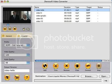 3herosoft Video Converter 3.9.6.0608 Portable