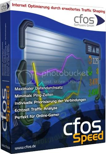 cFosSpeed 8.01 Build 1967 Beta
