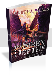 Book: The Siren Depths by Martha Wells
