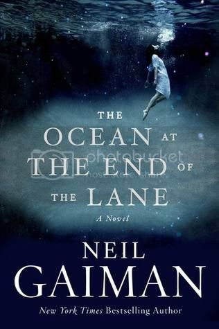 Book Cover: The Ocean at the End of the Lane by Neil Gaiman