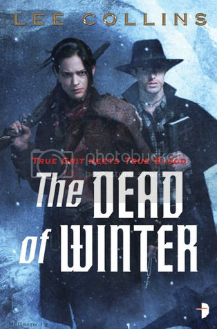 Book Cover for The Dead of Winter by Lee Collins